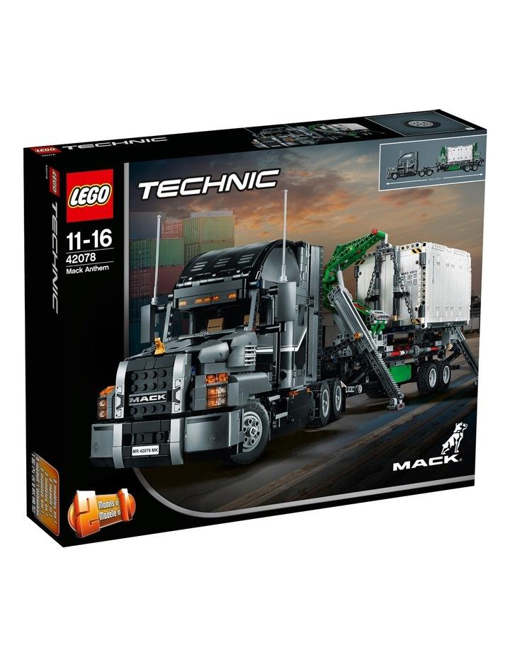 Technic Mack Anthem 42078 image 1