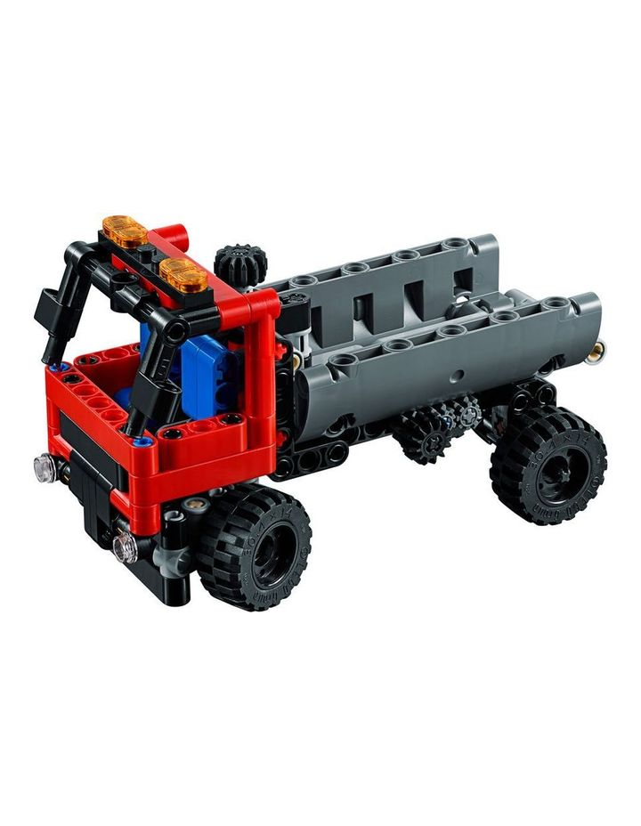 Technic Hook Loader 42084 image 2