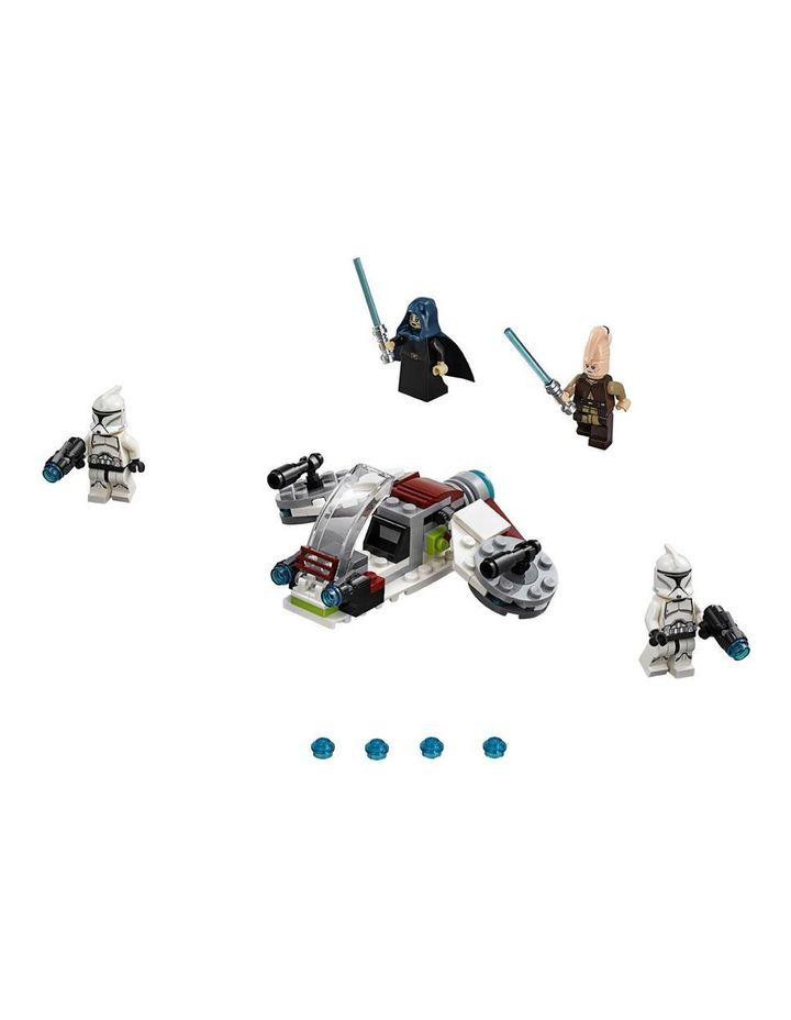 Star Wars Jedi and Clone Troopers Battle Pack 75206 image 2