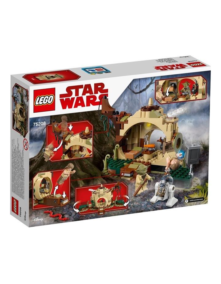 LEGO Minifiguren Lego Star Wars Figur Yoda aus Set 75208