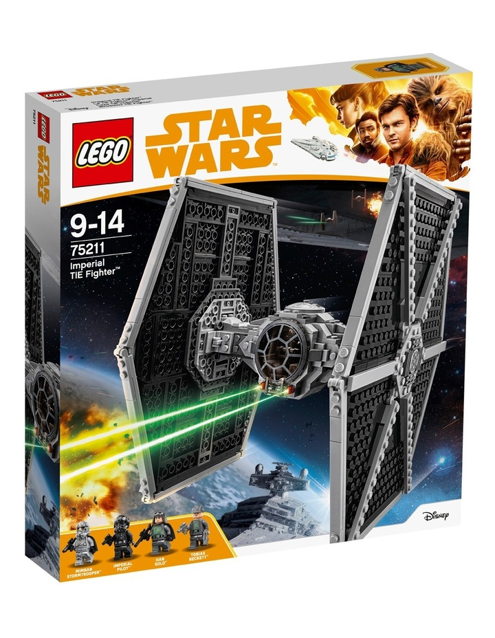 Imperial TIE Fighter 75211 image 1