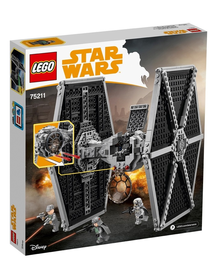 Imperial TIE Fighter 75211 image 3