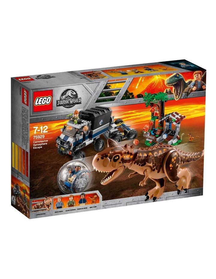 Jurassic World Carnotaurus Gyrosphere Escape image 1