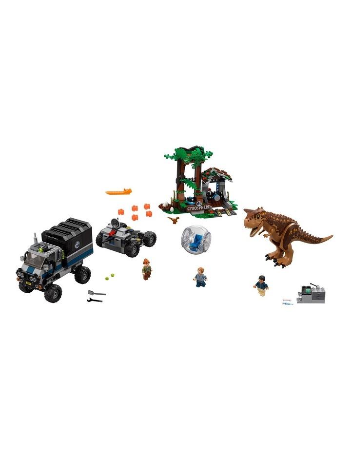 Jurassic World Carnotaurus Gyrosphere Escape image 2