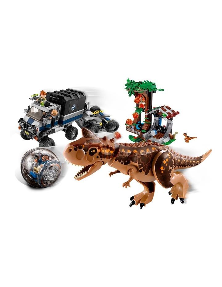 Jurassic World Carnotaurus Gyrosphere Escape image 3