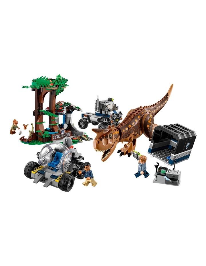 Jurassic World Carnotaurus Gyrosphere Escape image 4