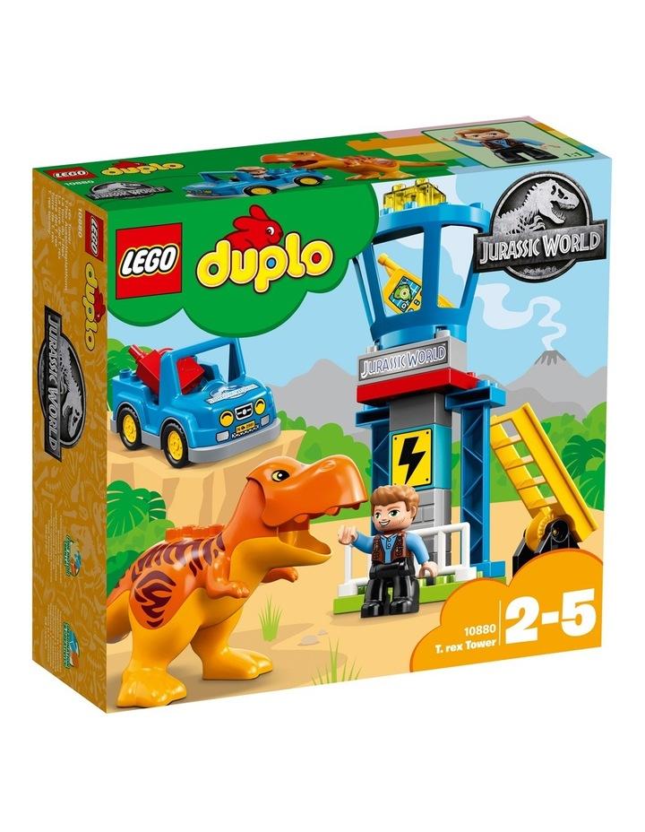 Duplo T. rex Tower image 1