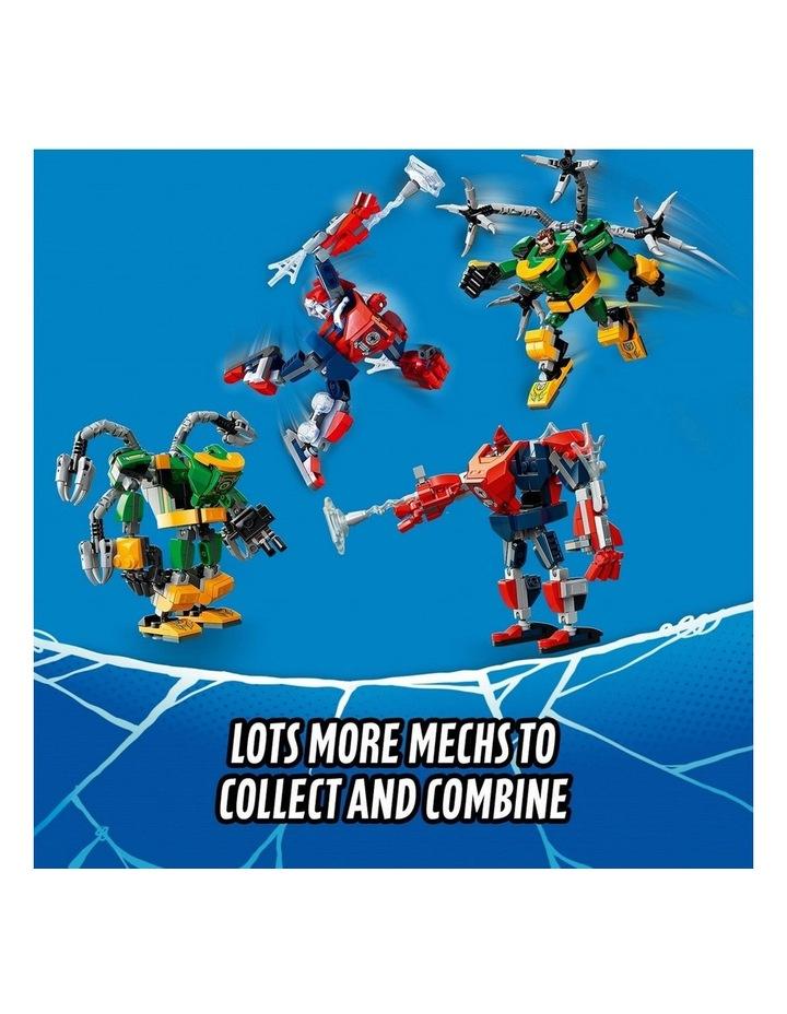 Marvel Spider-Man: Spider-Man & Doctor Octopus Mech Battle 76198 image 6