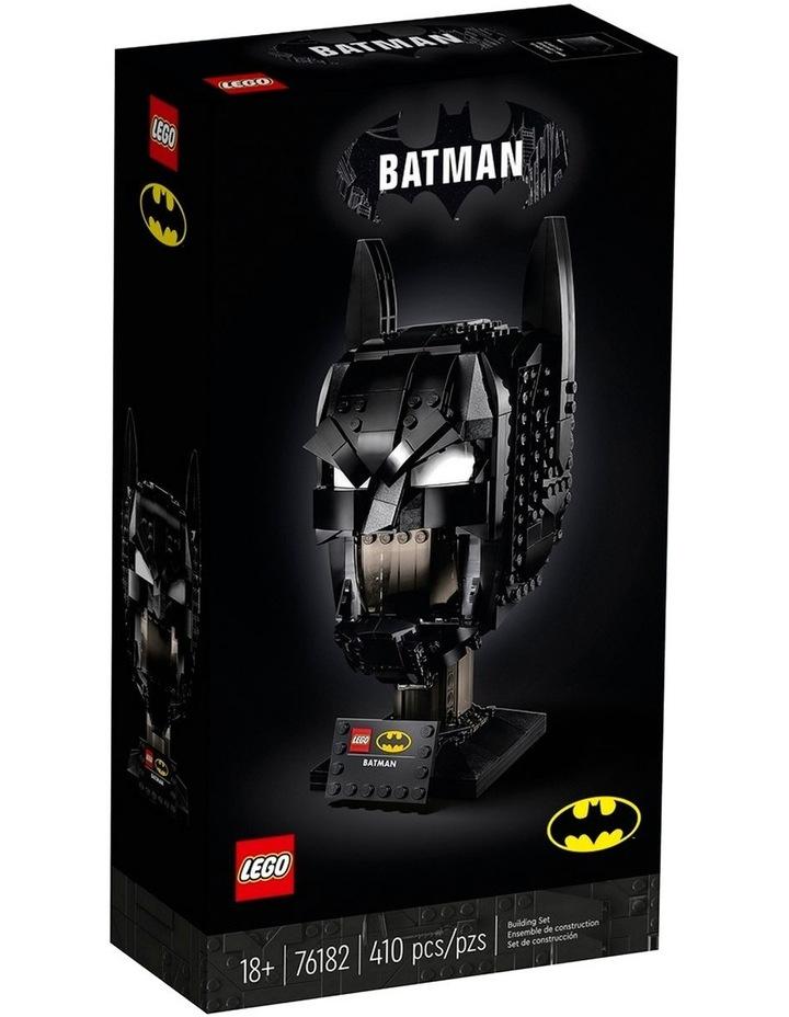 DC Batman: Batman Cowl 76182 image 1