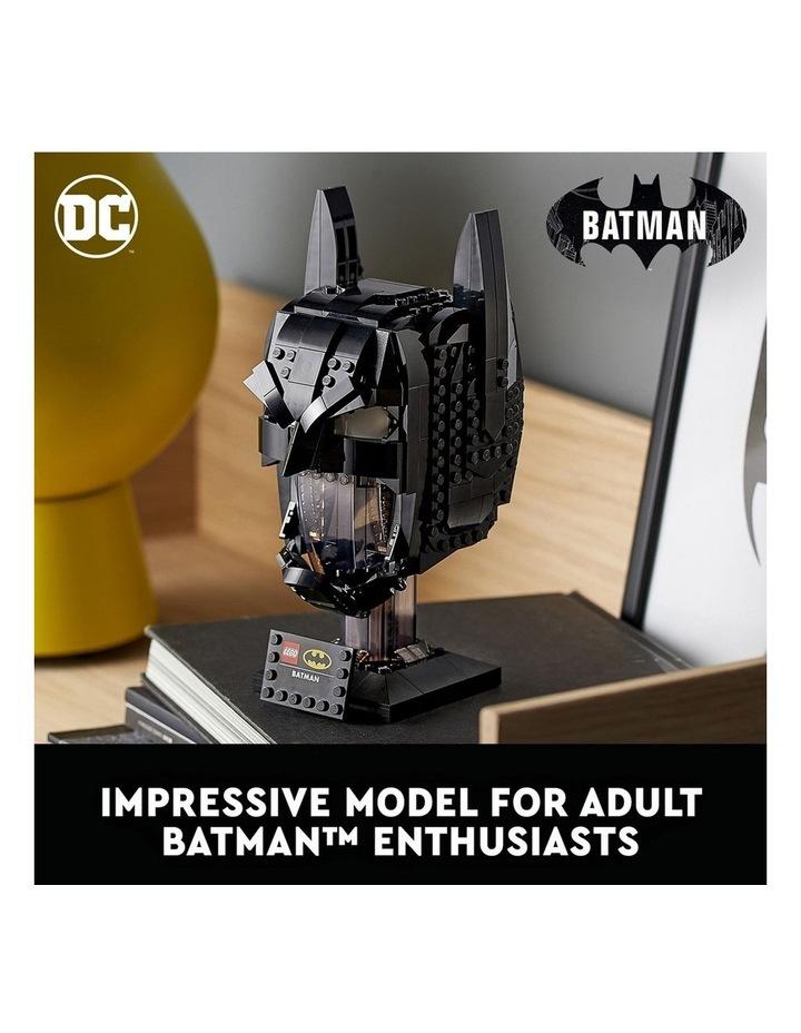DC Batman: Batman Cowl 76182 image 2