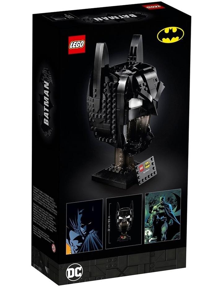 DC Batman: Batman Cowl 76182 image 7