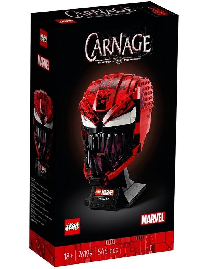 Marvel Spider-Man Carnage 76199 image 1
