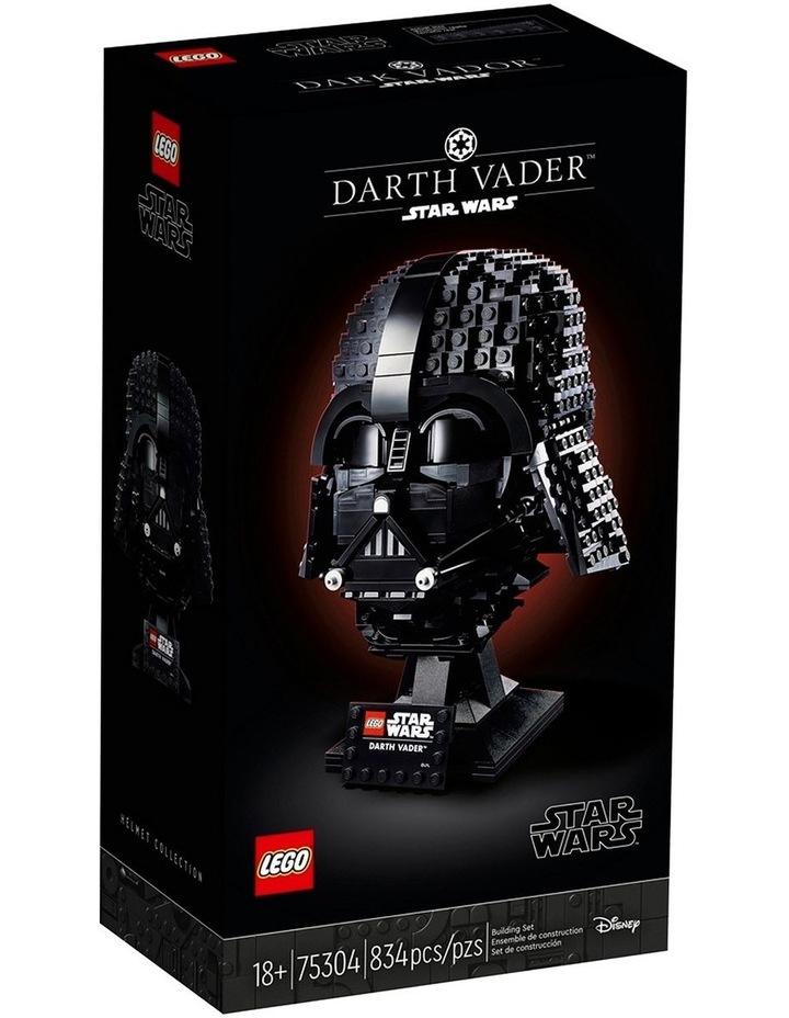 Star Wars Darth Vader Helmet 75304 image 1
