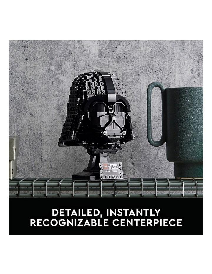 Star Wars Darth Vader Helmet 75304 image 2