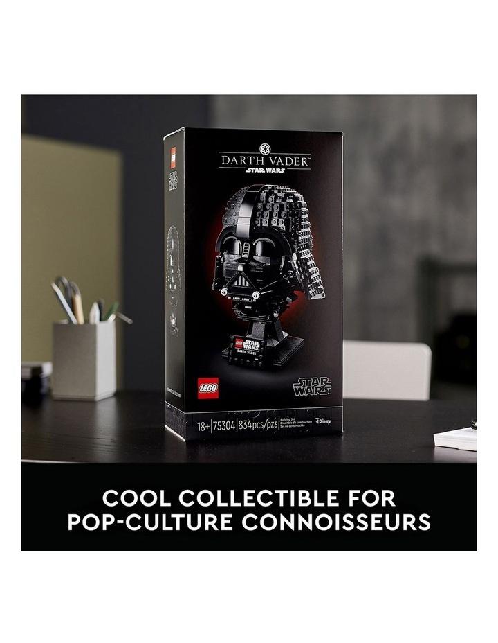 Star Wars Darth Vader Helmet 75304 image 5