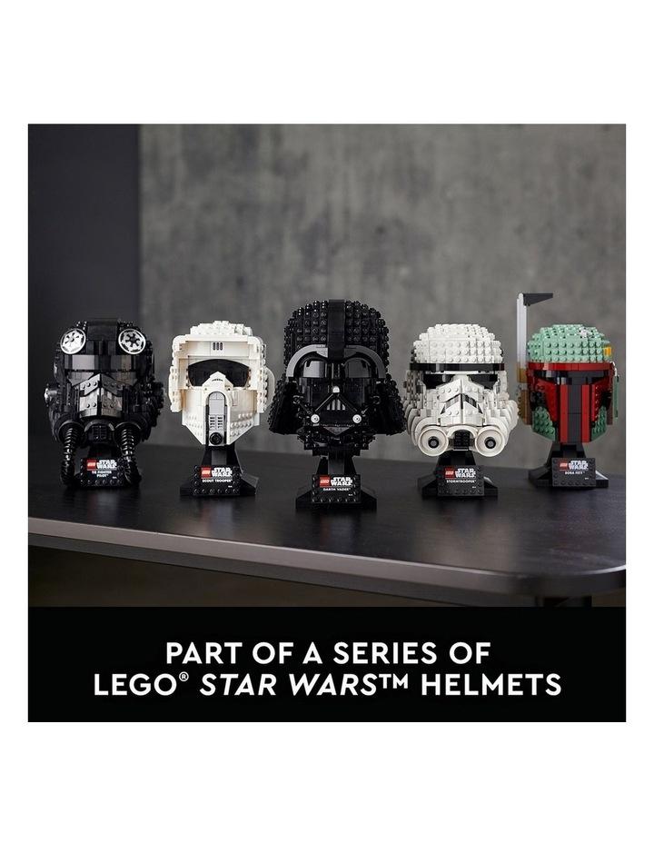 Star Wars Darth Vader Helmet 75304 image 6
