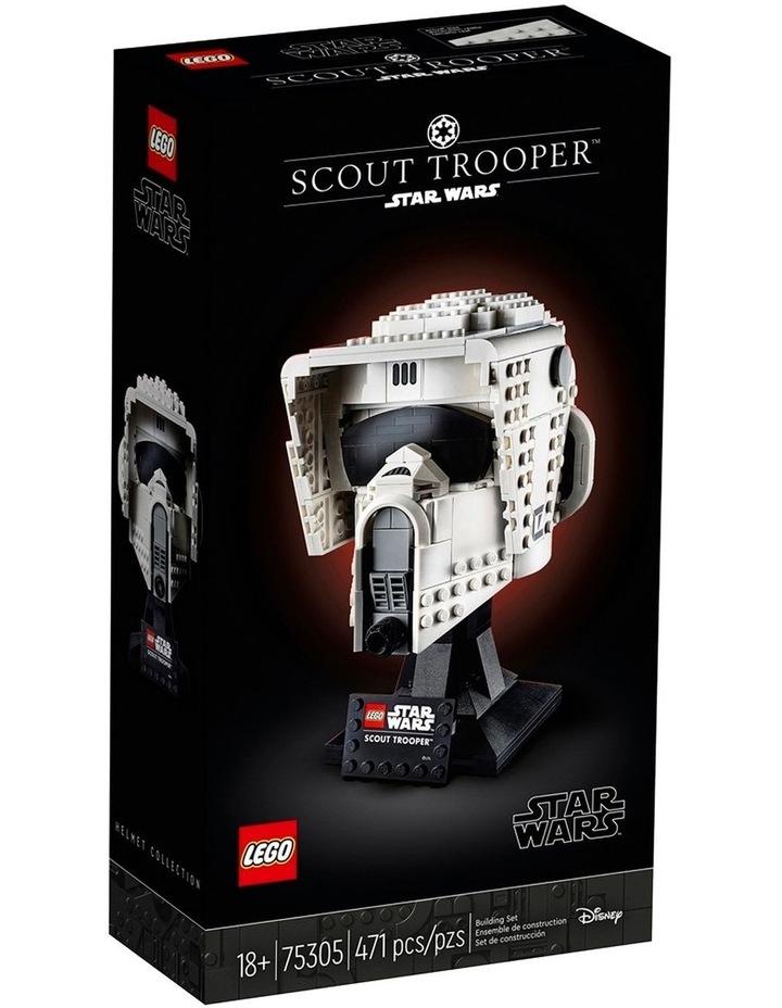 Star Wars Scout Trooper Helmet 75305 image 1