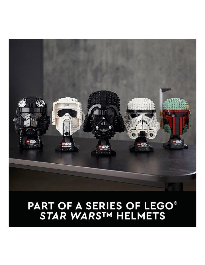 Star Wars Scout Trooper Helmet 75305 image 6