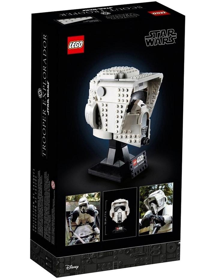 Star Wars Scout Trooper Helmet 75305 image 7