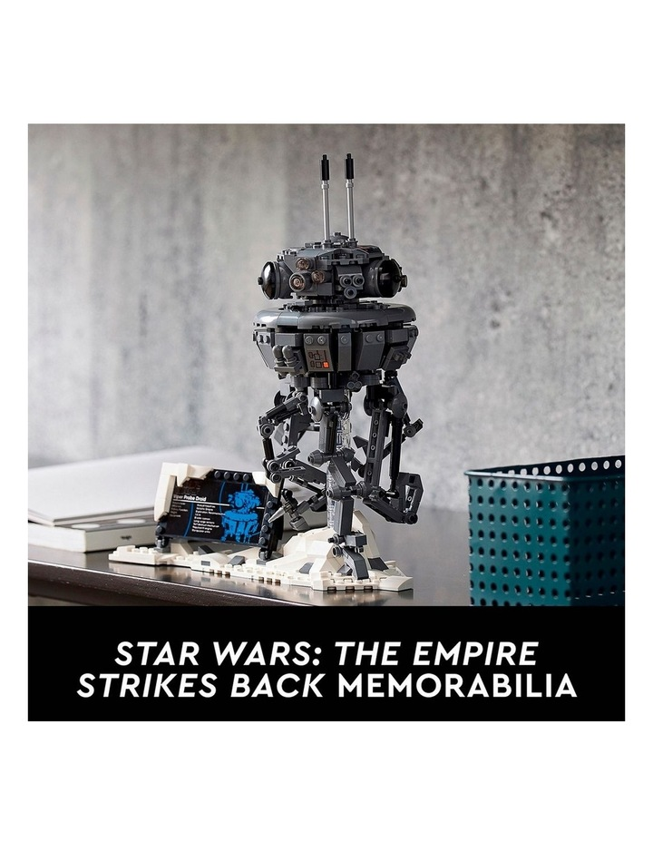 Star Wars Imperial Probe Droid 75306 image 3