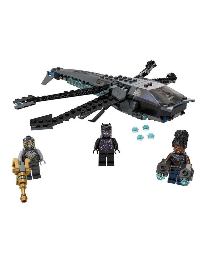 Marvel Black Panther Dragon Flyer 76186 image 2