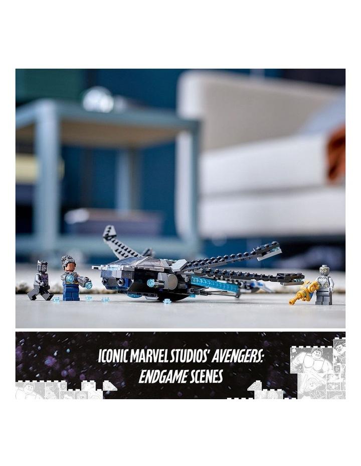 Marvel Black Panther Dragon Flyer 76186 image 5