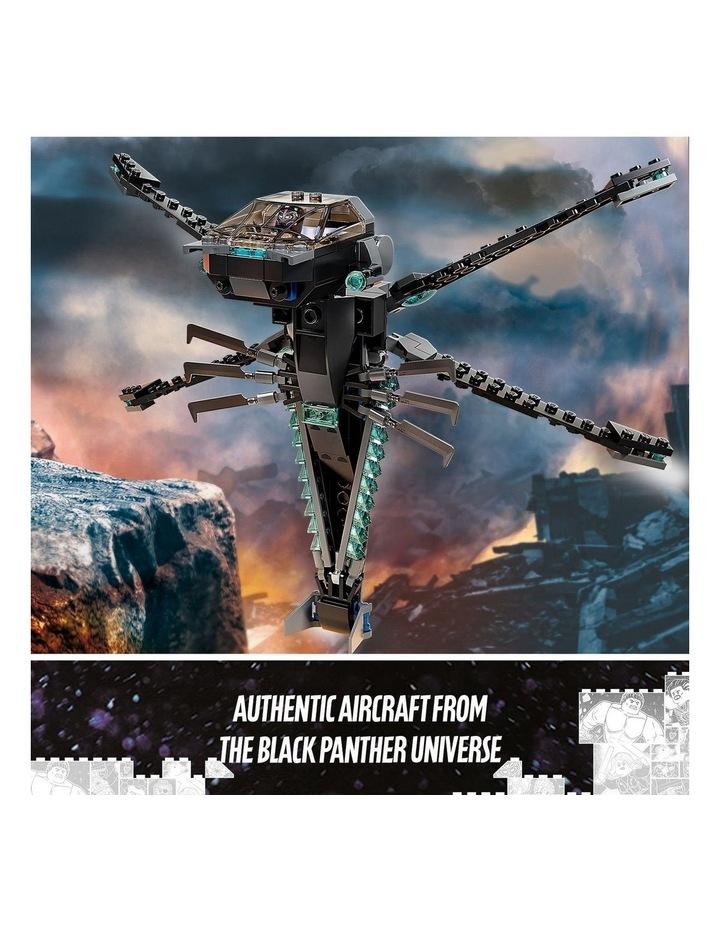Marvel Black Panther Dragon Flyer 76186 image 6