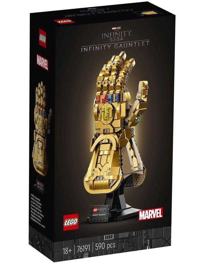 Marvel Infinity Gauntlet 76191 image 1