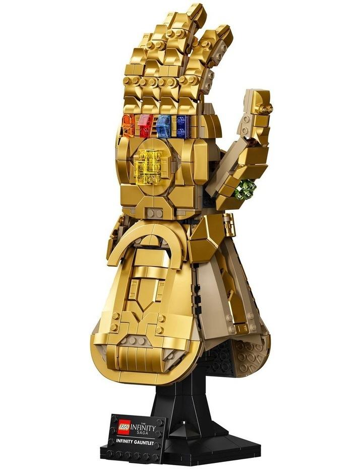Marvel Infinity Gauntlet 76191 image 2