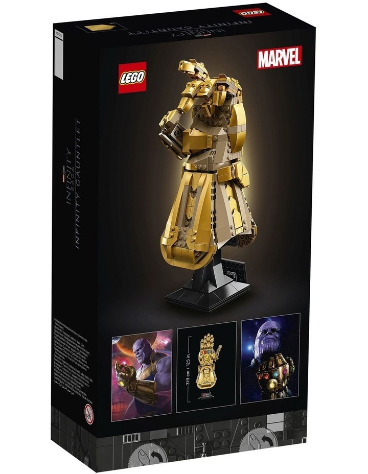 Marvel Infinity Gauntlet 76191 image 7