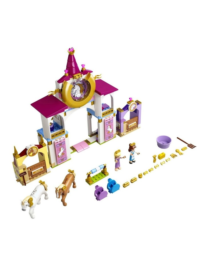 Disney Princess Belle and Rapunzel's Royal Stables 43195 image 2