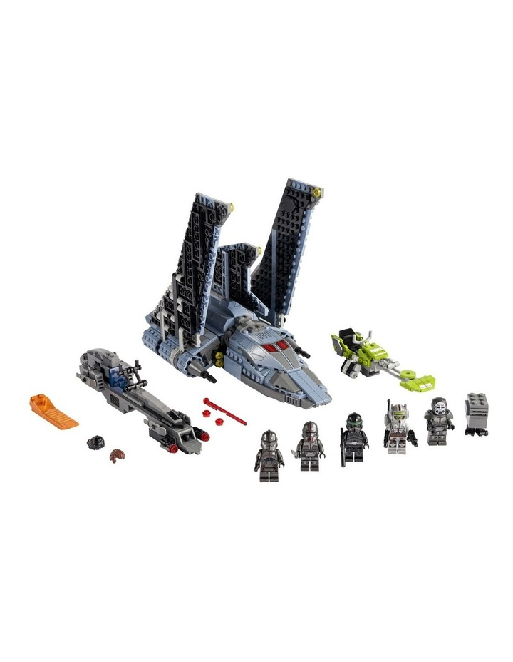 Clone Wars The Bad Batch Attack Shuttle 75314 image 2