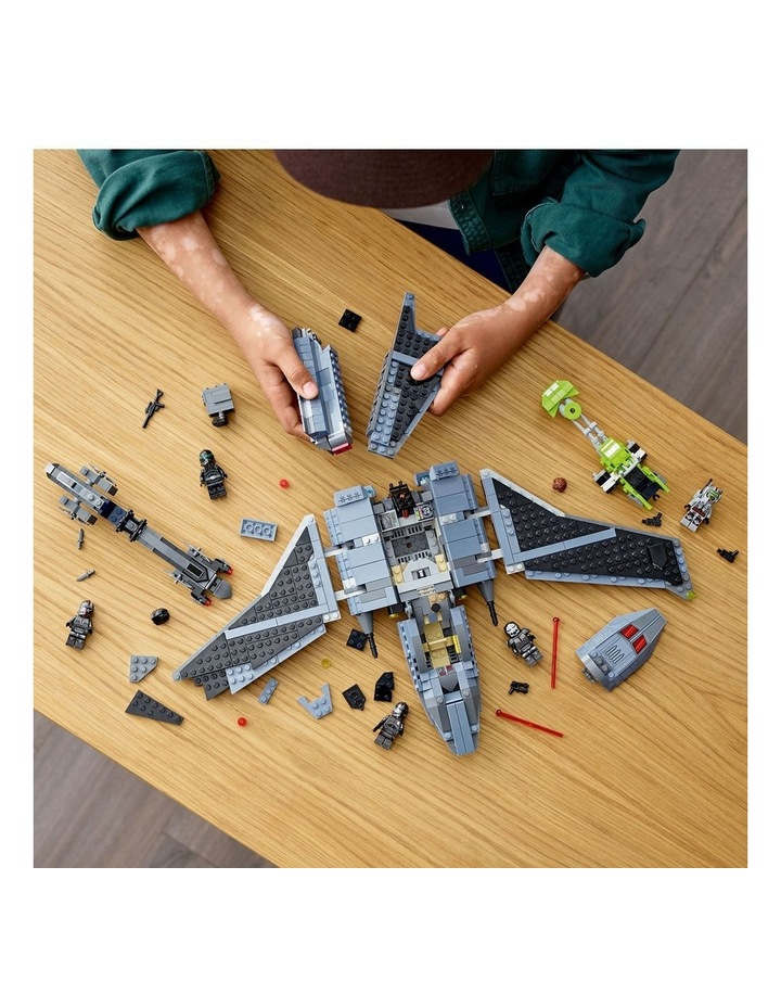 Clone Wars The Bad Batch Attack Shuttle 75314 image 4