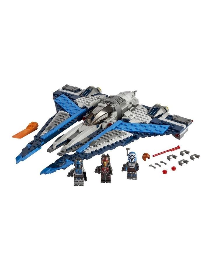 Star Wars Clone Wars Mandalorian Starfighter 75316 image 2