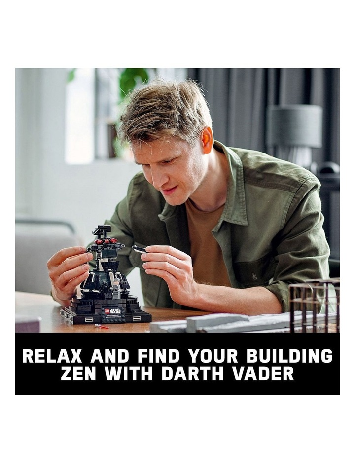Star Wars TM Classic Darth Vader Meditation Chamber 75296 image 5