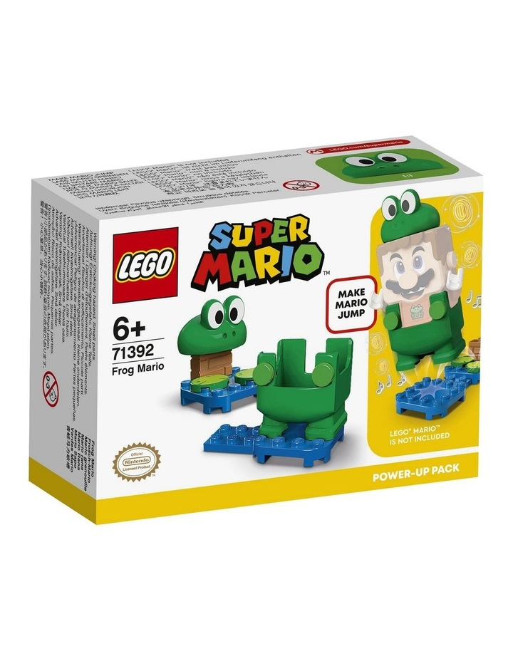 Super Mario Frog Mario Power-Up Pack 71392 image 1