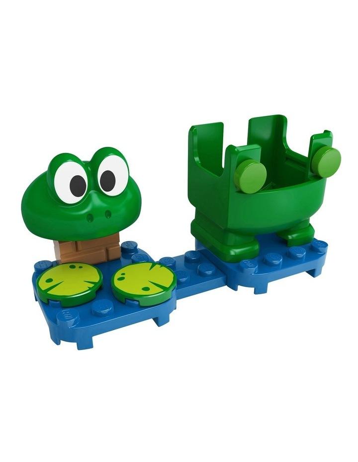 Super Mario Frog Mario Power-Up Pack 71392 image 2