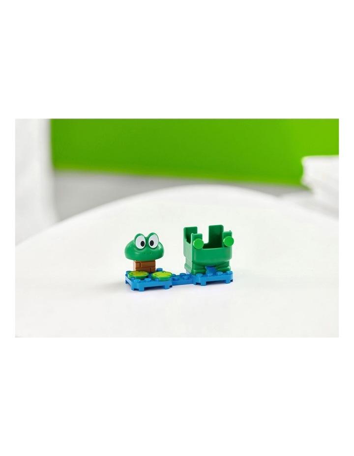 Super Mario Frog Mario Power-Up Pack 71392 image 3