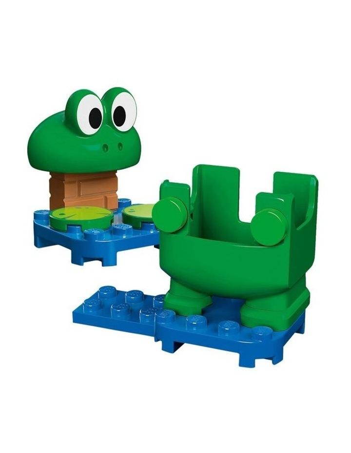 Super Mario Frog Mario Power-Up Pack 71392 image 6