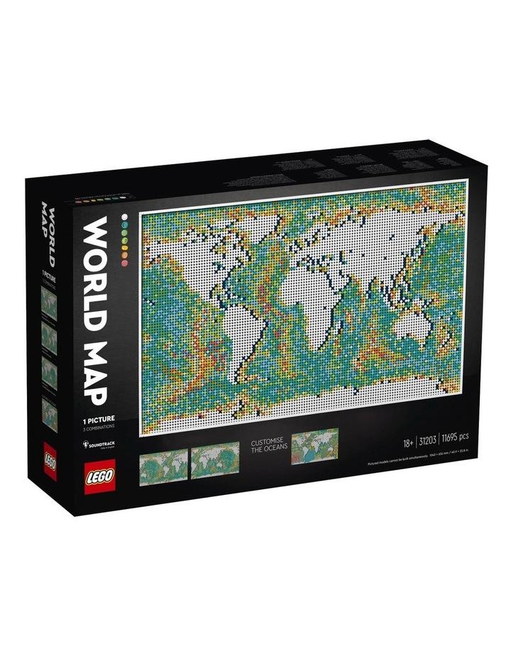 ART World Map 31203 image 1