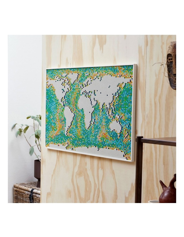 ART World Map 31203 image 3