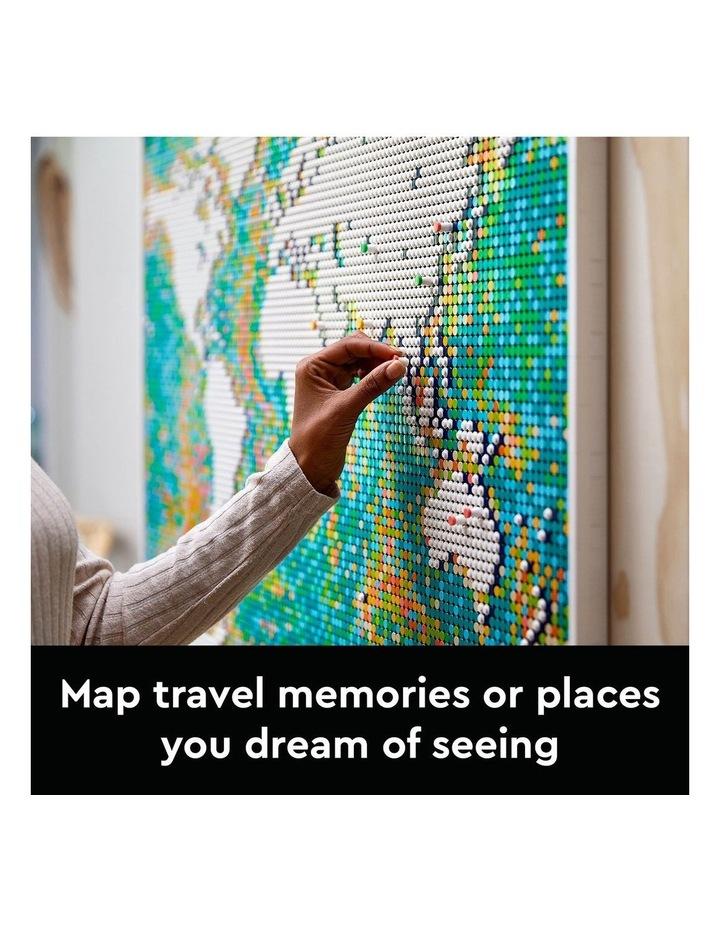 ART World Map 31203 image 5