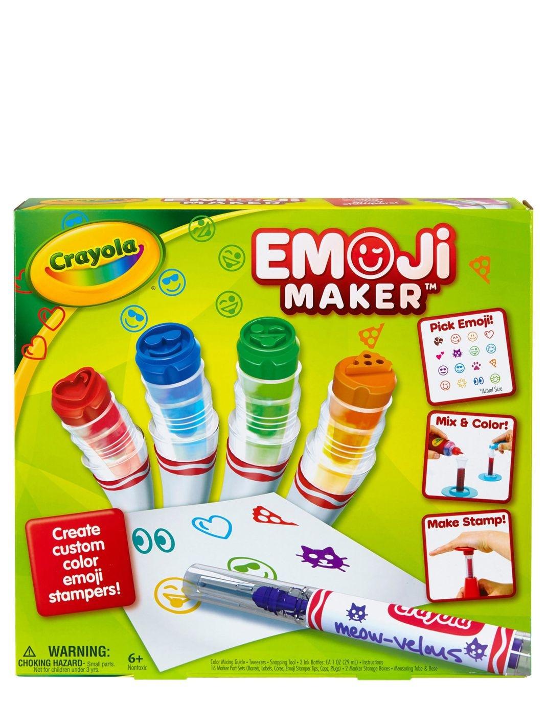 Crayola | Emoji Maker | Myer Online