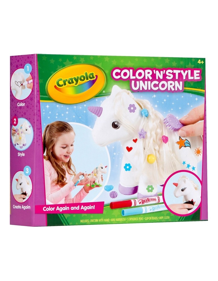 Colour N Style Unicorn image 1