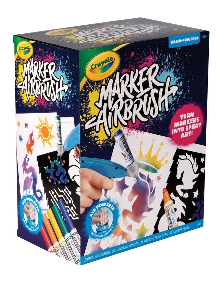 Crayola Marker Airbrush Set image 3