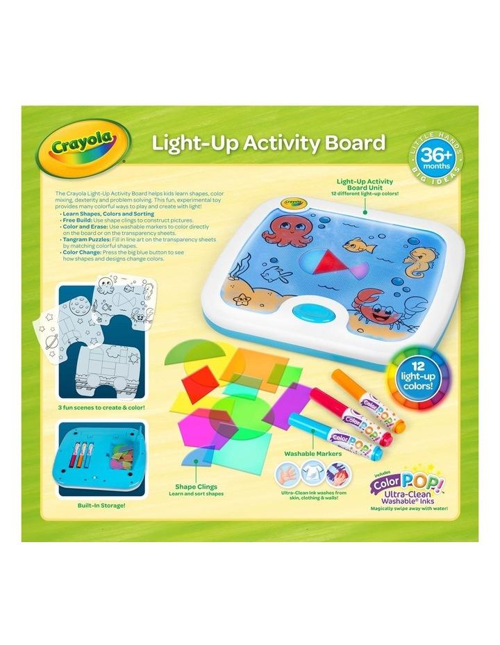 Crayola Light-Up Activity Board image 2