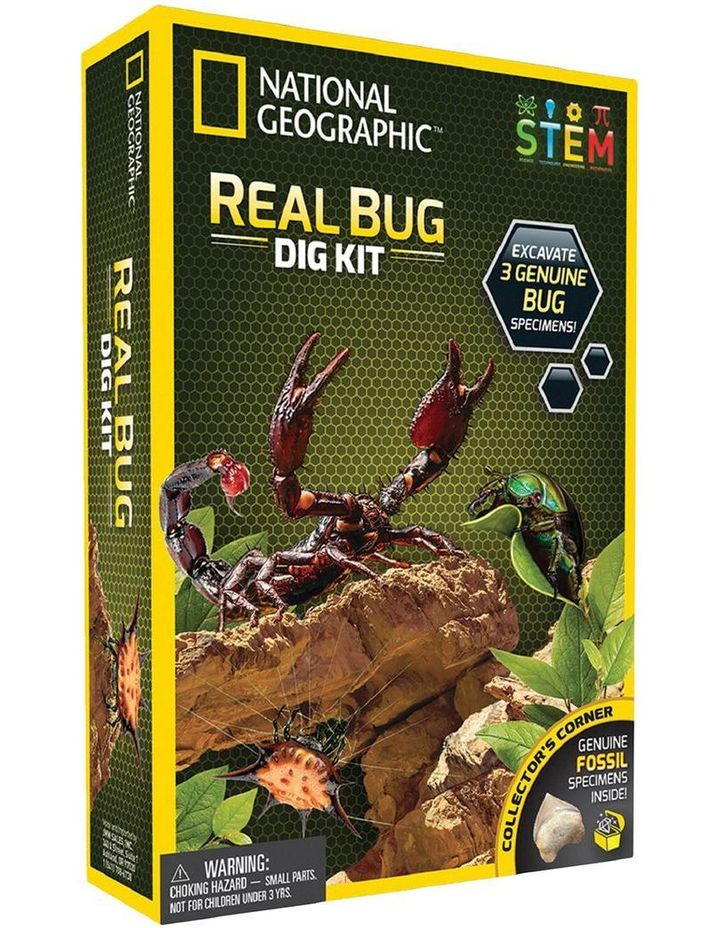 Real Bug Dig Kit image 1
