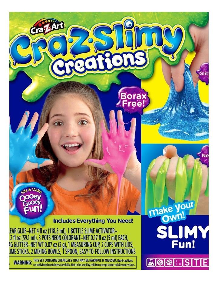 CRA.Z.Slimy: Themed Sets image 1