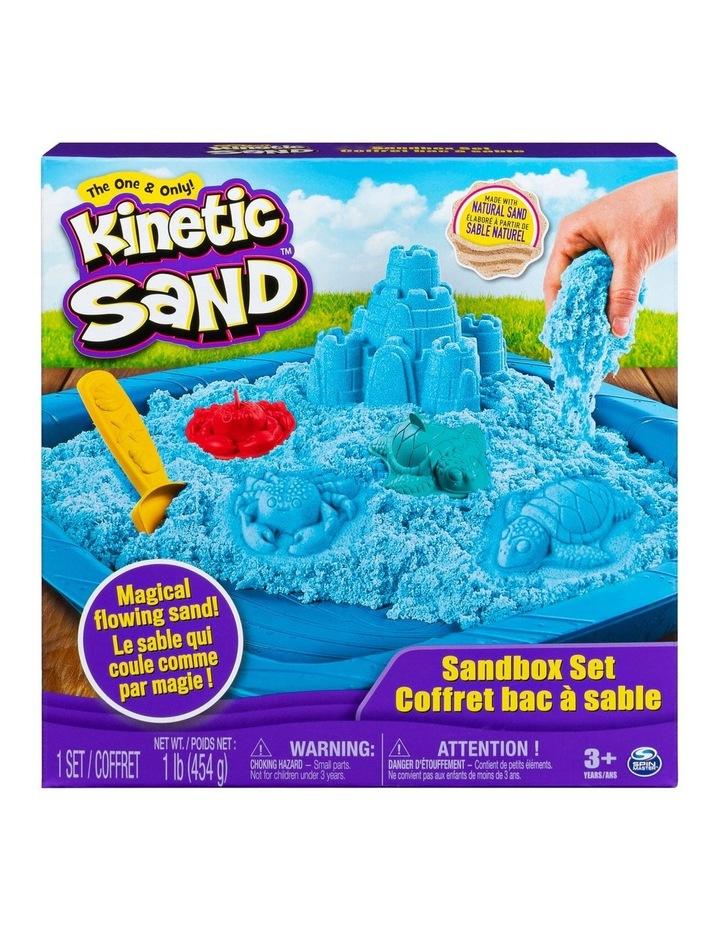 Kinetic Sand Sandbox Set Assortment image 1