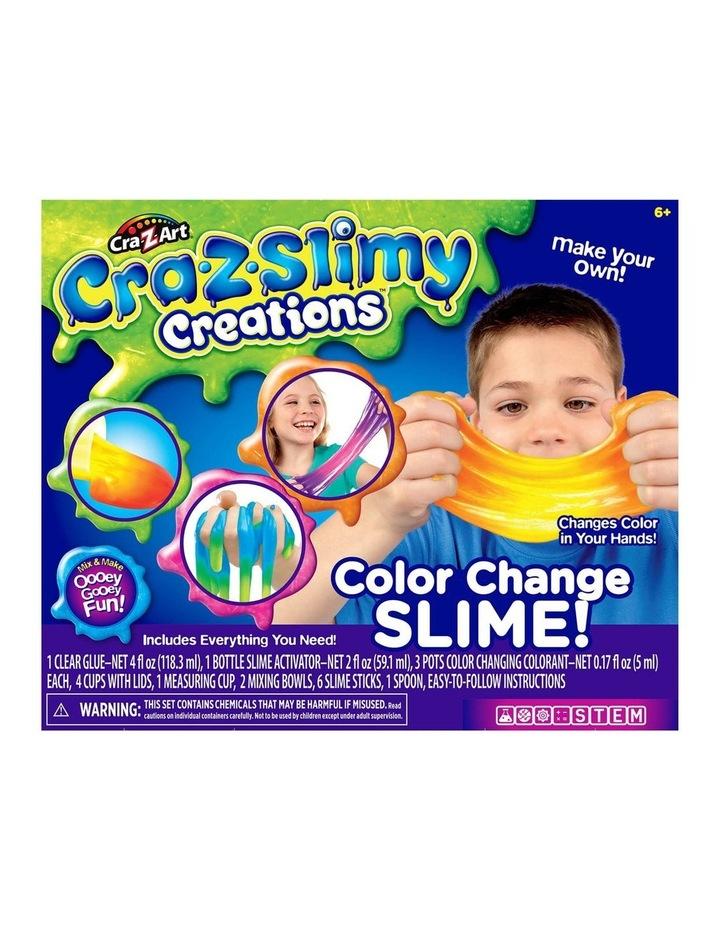Cra-Z-Slimy Color Change Slime image 1